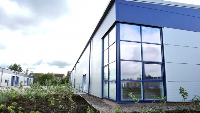 Dundyvan Enterprise Park, Coatbridge