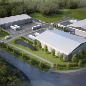 industrial estate lanarkshire